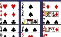 Freecell-Solitar Lila