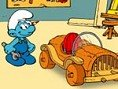 The Smurf Handy's Car