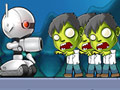 Spiele Roboter vs. Zombies