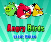 Angry Birds Great Melee