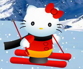 Hello Kitty Skieen