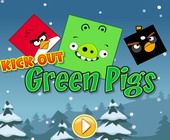 Kick Out Green Pigs